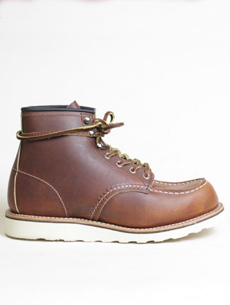 Red Wing 87519 Moc Toe Oro Harness Limited Edition