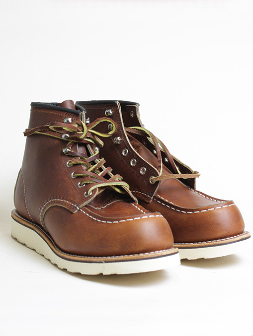 Red Wing 87519 Moc Toe Oro Harness Limited Edition paio