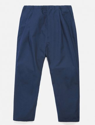 Universal Works Kyoto Work Pant Military Slub Cotton Indigo