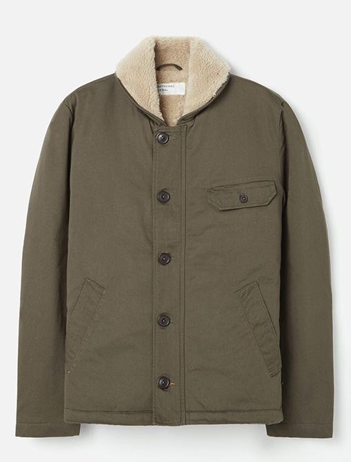 Universal Works N1 Jacket Twill Olive