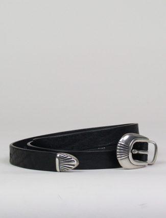 Post & Co 8147 black belt