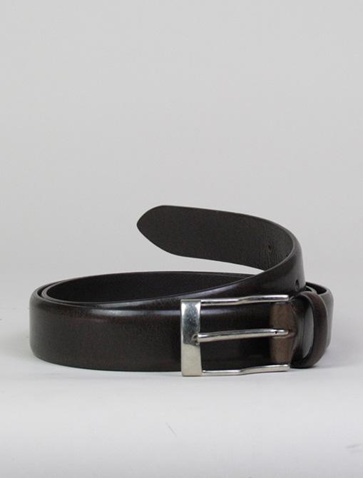 Post & Co pr 21 Dark Brown Belt