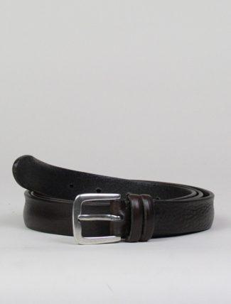 Post & Co tc357 Dark Brown belt