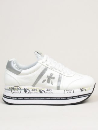 Premiata sneakers Beth 4038 bianco