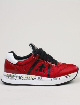 Premiata sneakers Conny 4085 rosso
