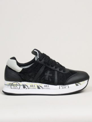 Premiata sneakers Conny 1806 nero