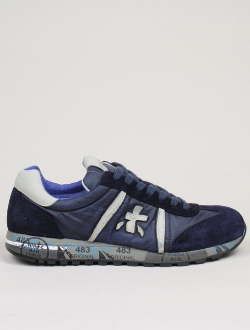 Premiata sneakers Lucy 4081 blu