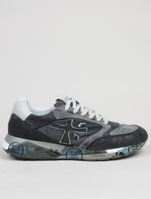 Premiata sneakers Zac Zac 3547 grigio