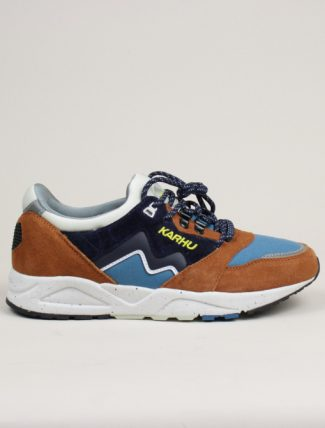 Karhu Aria Leather Brown Night Sky