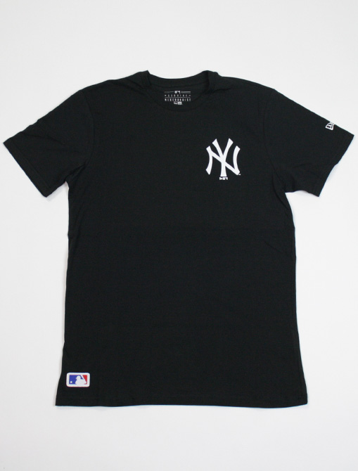 New Era MLB Far East Tee Neyyan Black