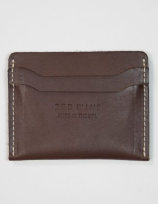 Red Wing 95035 Card Holder Amber