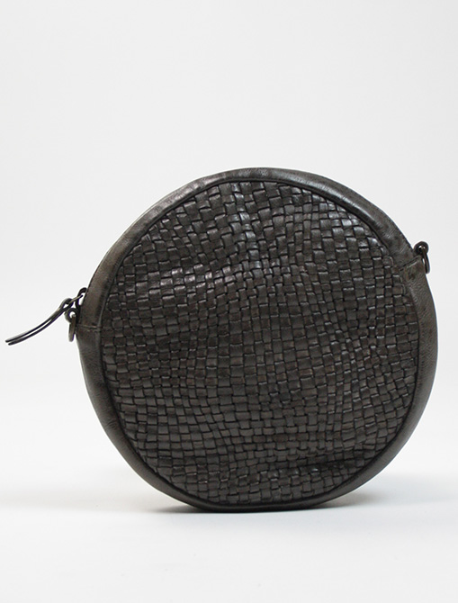 Rehard BS6305 Elephant round woven leather bag