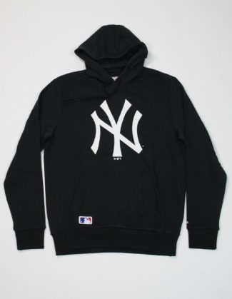 New Era Team Logo Hoody Ney Yan Black