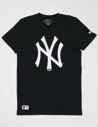 New Era Team Logo Tee Ney yan Black