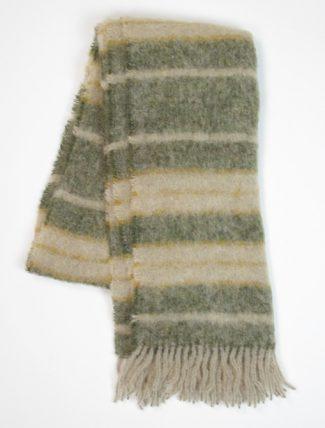 Camerucci sciarpa 4924 Grey Yellow
