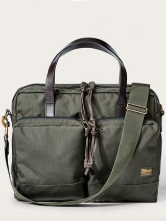 Filson Dryden Briefcase Green