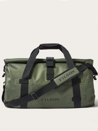 Filson Medium Dry Duffle Bag Green