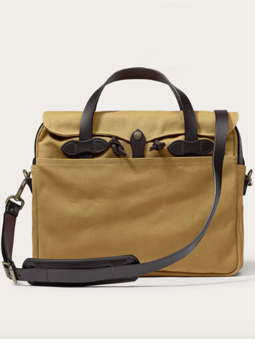 Filson borsa Original Briefcase Tan