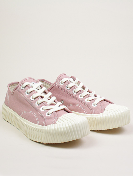 Excelsior Sneakers Bolt lo shoes Pink Canvas paio