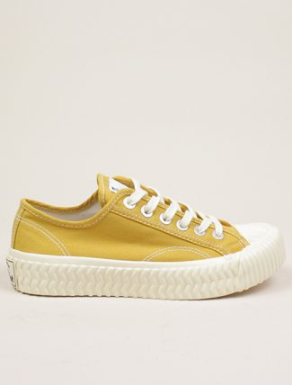 Excelsior Sneakers Bolt lo shoes Yellow Canvas