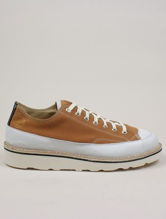 Original Grade Tony low Caramel Canvas