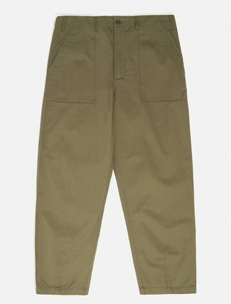 Universal Works Fatigue Pant Light Olive