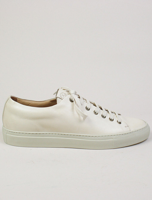 Buttero Tanino low top bianco