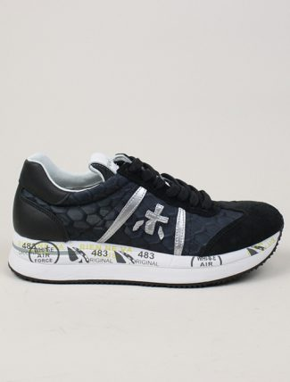 Premiata sneakers Conny 4620 nero