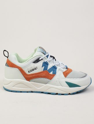 Karhu Fusion 2.0 Lily White Burnt Orange