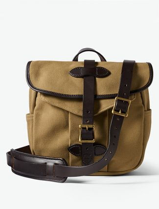 Filson Small Rugged Twill Field Bag Tan