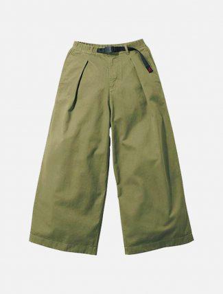 Gramicci Baggy Pants Olive