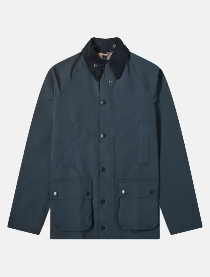 Barbour SL Beaufort Casual Navy - White Label