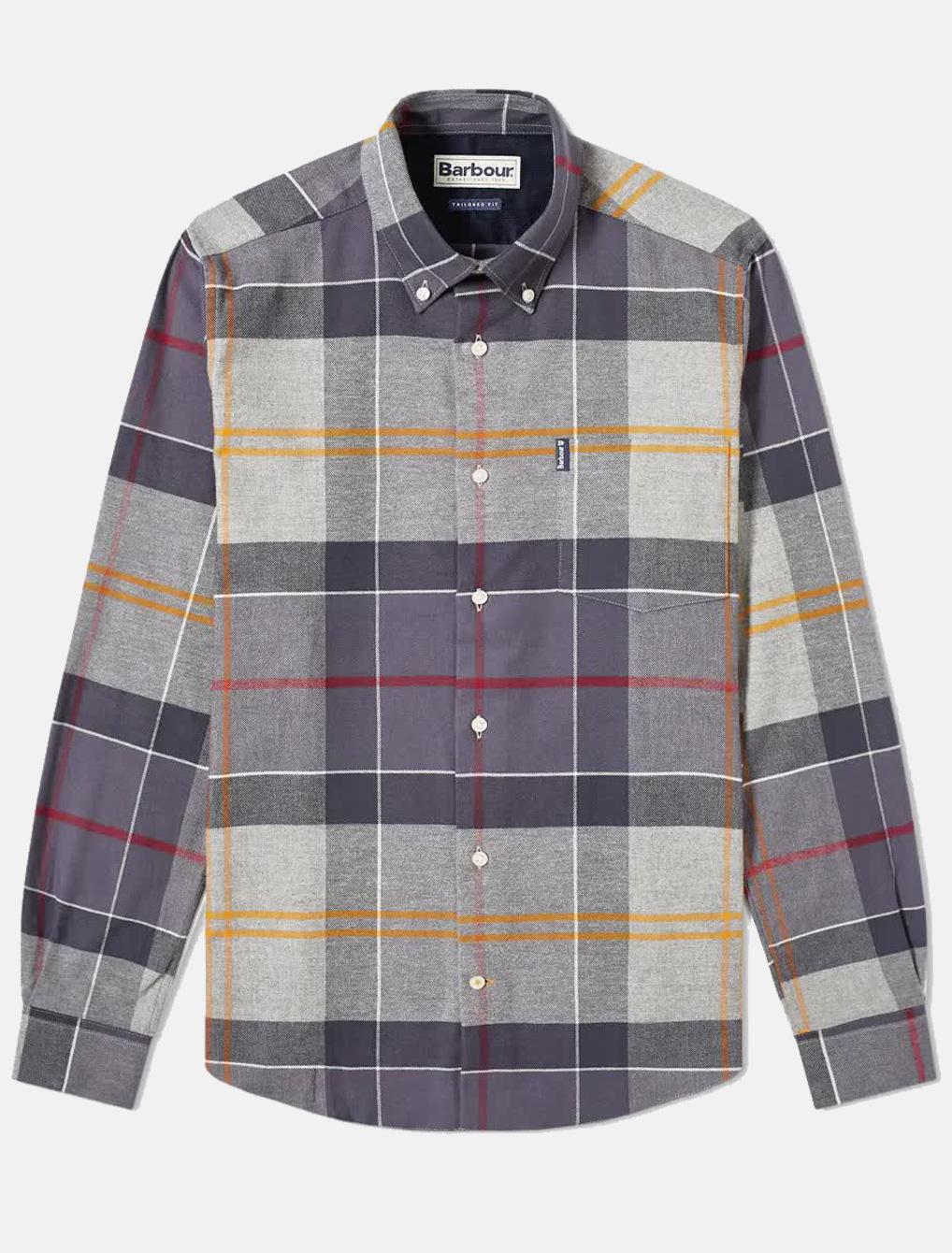 Barbour Tartan Shirt Modern Tartan