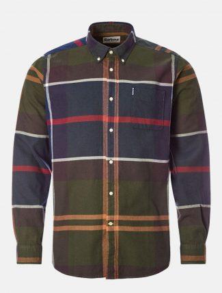 Barbour Tartan Shirt Dunoon Shirt