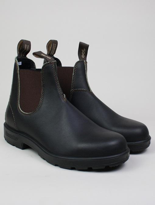 Blundstone 500 Original Series Stout Brown pair