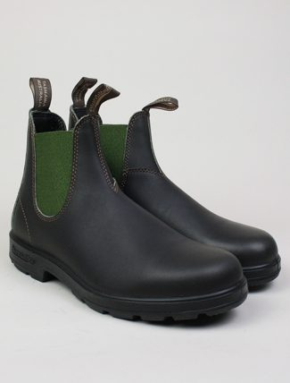 Blundstone 519 Original Brown Olive pair