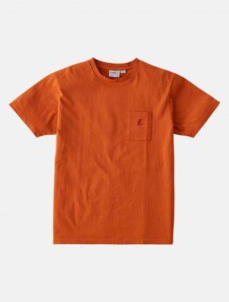 Gramicci One Point Tee Orange