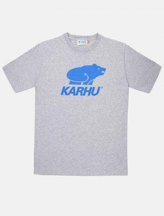 Karhu Basic Logo T-Shirt Grey Royal