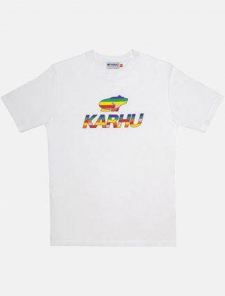 Karhu Basic Logo T-Shirt White Multicolor