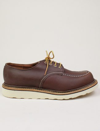 Red Wing 8109 Oxford Mahogany