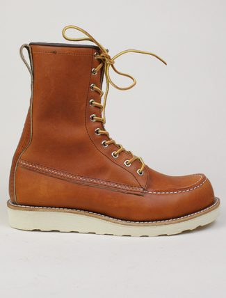 Red Wing 877 Classic Moc Toe Oro Legacy