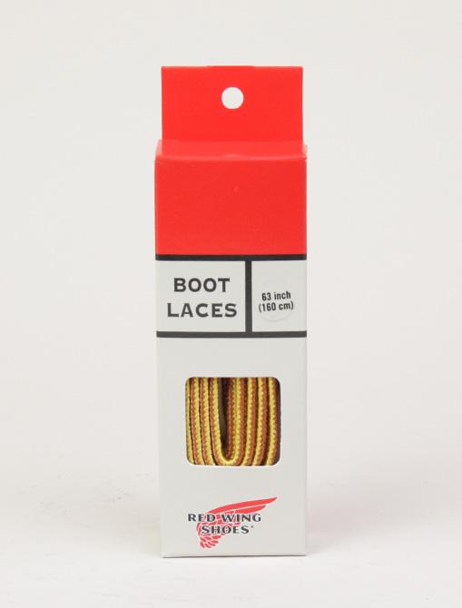 """Red Wing 97151 Taslan Laces Gold Tan """"63"""