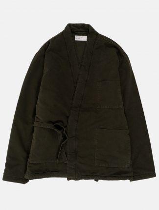 Universal Works Insulated Kyoto Jacket Black