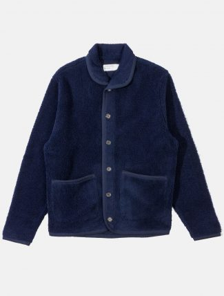 Universal Works Lancaster Jacket Navy