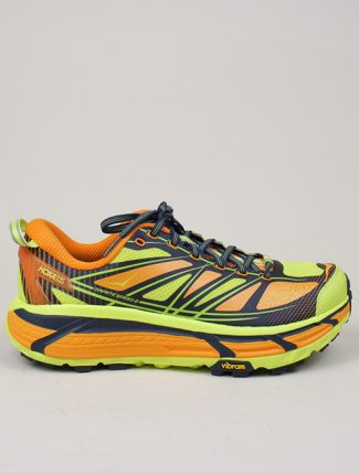 Hoka One One Mafate speed 2 Bright Gold Evening Primrose