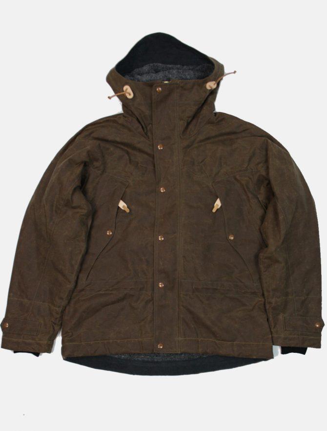 Manifattura Ceccarelli Mountain Jacket Dark Tan