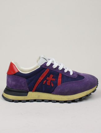 Premiata Johnlow 5072 Purple
