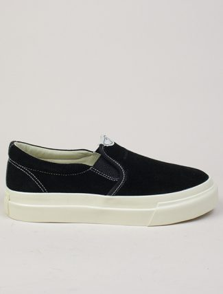 Stepney Workers Club Lister Suede Black