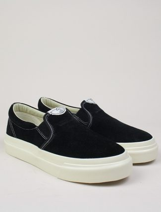 Stepney Workers Club Lister Suede Black paio