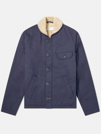 Universal Works N1 Jacket Navy Twill